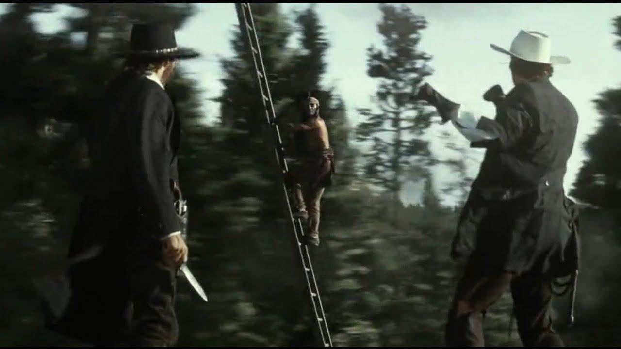 Download Final Fight on Train | The Lone Ranger Scene