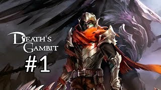 Death's Gambit - First 13 Minutes Gameplay (New Action RPG 2018)