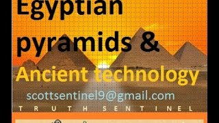 Truth Sentinel Episode 35 with Scott (Brien Foerster, Egyptian pyramids & utopia, Phil G)