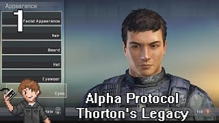 Alpha Protocol (Xbox 360): Thorton's Legacy Part 1