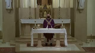 2.25.21 Daily Mass at St. Joseph's