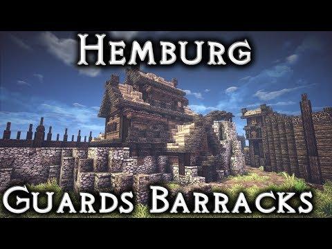 -★- LIVE STREAM -- Hemburg - Ep18 - Guard Barracks -- LIVE STREAM -★-