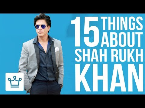 15 Things You Didn't Know About Shah Rukh Khan Mp3