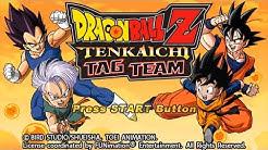 PSP Longplay [010] Dragon Ball Z: Tenkaichi Tag Team