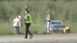 Incidente Catastrofico al Rally, Morti e Feriti thumbnail