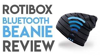 ROTIBOX BLUETOOTH BEANIE REVIEW