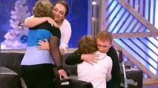 Евгений Смирнов хочет стать паралимпийцем