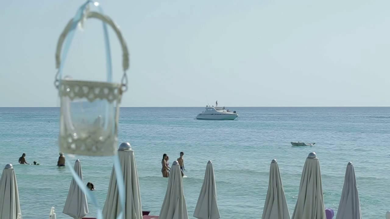 Matrimonio Spiaggia Gallipoli : Wedding location zeus beach ita youtube