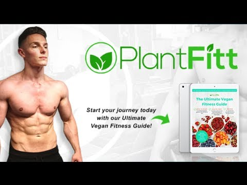 WELCOME TO PLANTFITT! Recipe eBook, Mission statement & more!