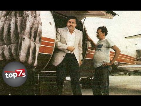 Top 7 Richest Drug Lords