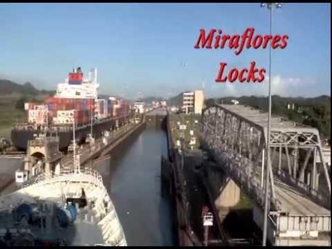 2014 December Panama Canal Cruise