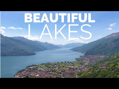 12 Most Beautiful Lakes in the World - Travel Video