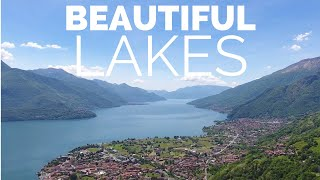 Download lagu 12 Most Beautiful Lakes in the World - Travel Video