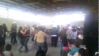 Baile en san Francisco de la sierra.