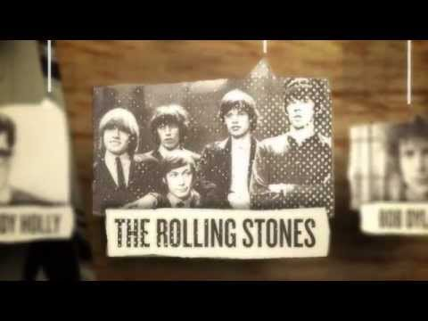 A Rock & Roll History: The Rolling Stones
