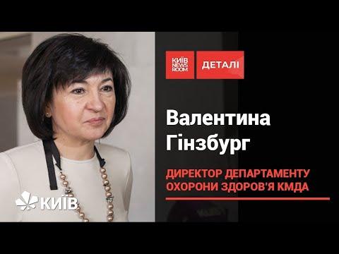Деталі з Валентиною Гінзбург: чи вистачить грошей у бюджеті Києва на лікування хворих на COVID?