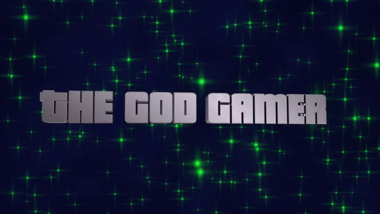 The God Gamer