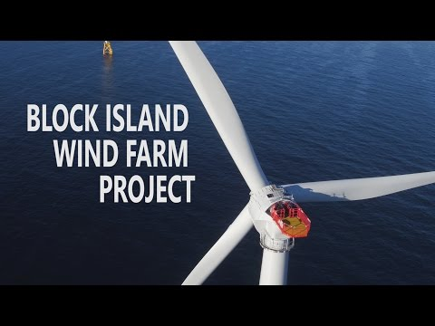 Block Island Wind Farm Project: Last Day Filming after 9 Months