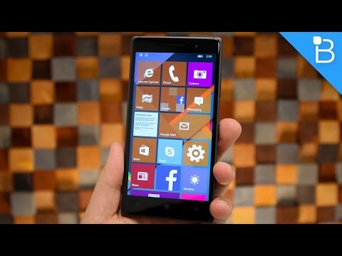 Windows 10 for Phone: What's New
