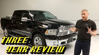What Does a Ford Tech Think of the Dodge Ram After Three Years of Ownership?