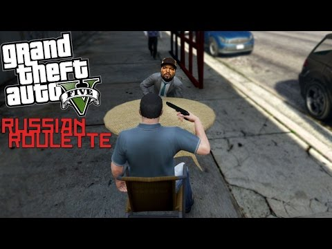Russian Roulette With ICE CUBE - GTA 5 Mod