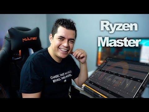 ¿Con este nuevo software de AMD sacarás el mayor poder a tú Ryzen? | Ryzen Master | Proto Hw & Tec