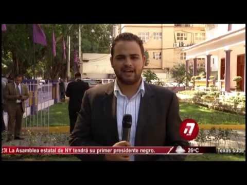 Reportaje Jose Miguel Garcia Telefuturo Canal 23