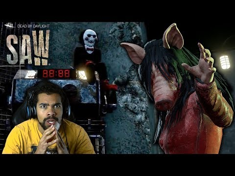 I JOINED JIGSAW!! | The SAW Chapter - Dead By Daylight |