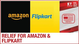 CCI's plea for Amazon-Flipkart probe: SC asks Karnataka HC to decide in 6 weeks