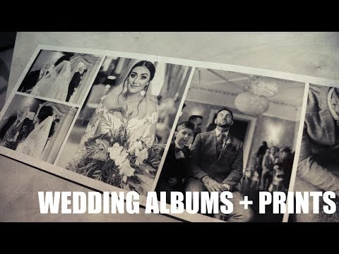 Vlog Episode #6 - Should you get a wedding album?
