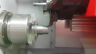 Emco concept turn 450 lathe Cycle95 - Siemens Sinumerik840d - Complete with program code