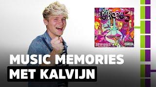 """Kalvijn: """"Dit nummer bracht Nina en mij weer bij elkaar.""""   Music Memories #4"""