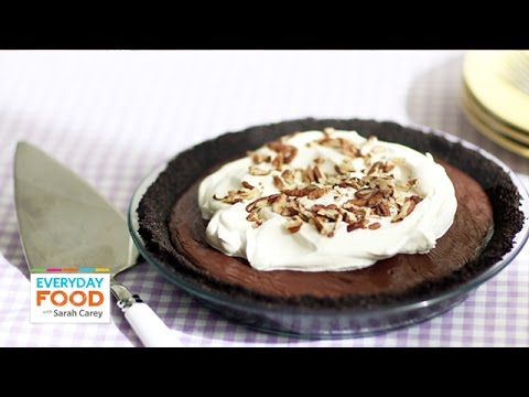 Mississippi Mud Pie - Everyday Food with Sarah Carey