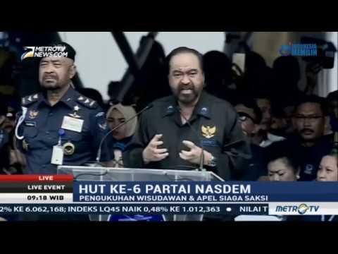 Partai NasDem Rekrut 1,4 Juta Saksi untuk Pemilu