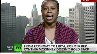 Cynthia McKinney slams Bill O