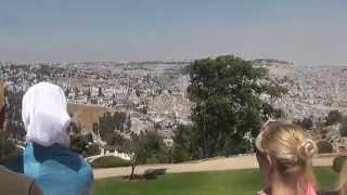 Израиль, экскурсия в Иерусалим(Иерусали́м — древний город на Ближнем Востоке. Столица Государства Израиль с 1949 года; с 1967 года Израиль..., 2013-12-22T18:29:22.000Z)