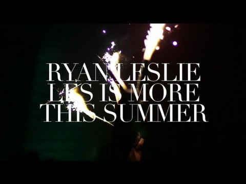 "Ryan Leslie - ""Ups & Downs"" (Live in LA)"