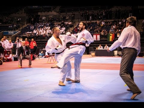 Liverpool World Shotokan Karate Championships (HD)