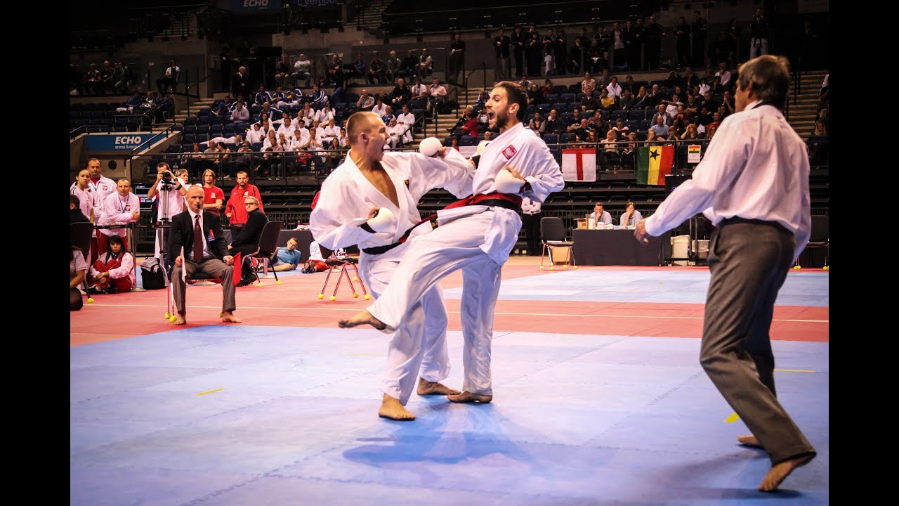 Liverpool World Shotokan Karate Championships (HD) - YouTube