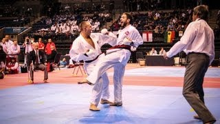 Liverpool World Shotokan Karate Championships (HD)
