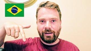 Gringo Escocês falando Português   #GringoShaun 01