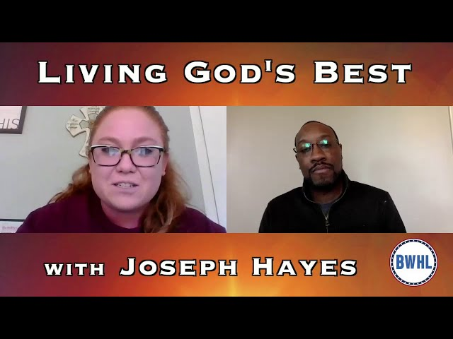 Living Gods Best: Are you doing your assignment for Jesus? with Tanja Lunney