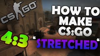 HOW TO MAKE CS:GO STRETCHED 4:3 INTEL WINDOWS 10 MONITOR EASY WORKS!!! thumbnail