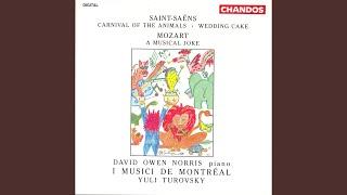 Ein musikalischer Spass (A Musical Joke) , K. 522: III. Adagio cantabile