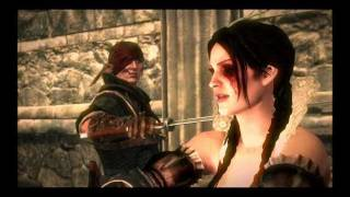 Witcher 2 - Best of Philippa Eilhart *SPOILERS*