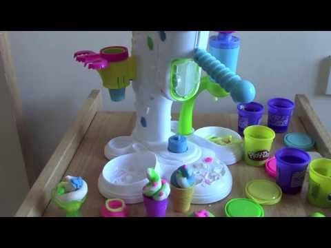 Thumbnail: Play doh Ice cream Shop factory - unboxing sweet shoppe!