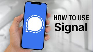 How to Use Signal App - Signal Private Messenger screenshot 5