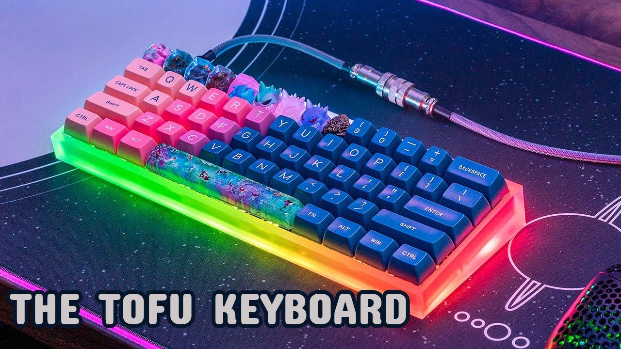 Kbdfans Tofu Keyboard Youtube