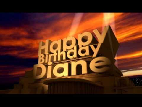 hqdefault happy birthday diane youtube