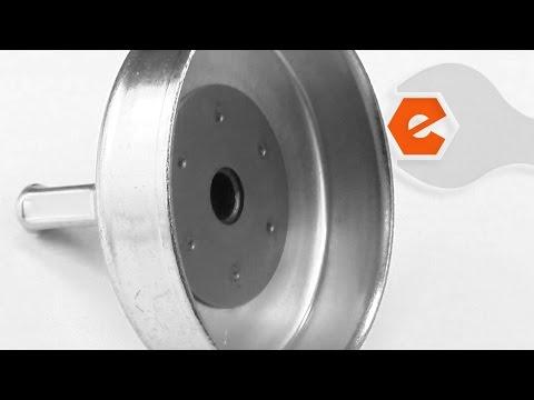 Trimmer Repair - Replacing The Clutch Drum (Ryobi Part # 791-153592)